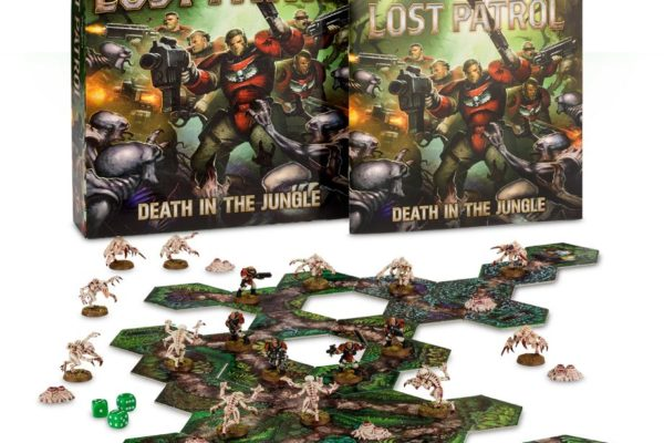 Lost Patrol Boxed Game