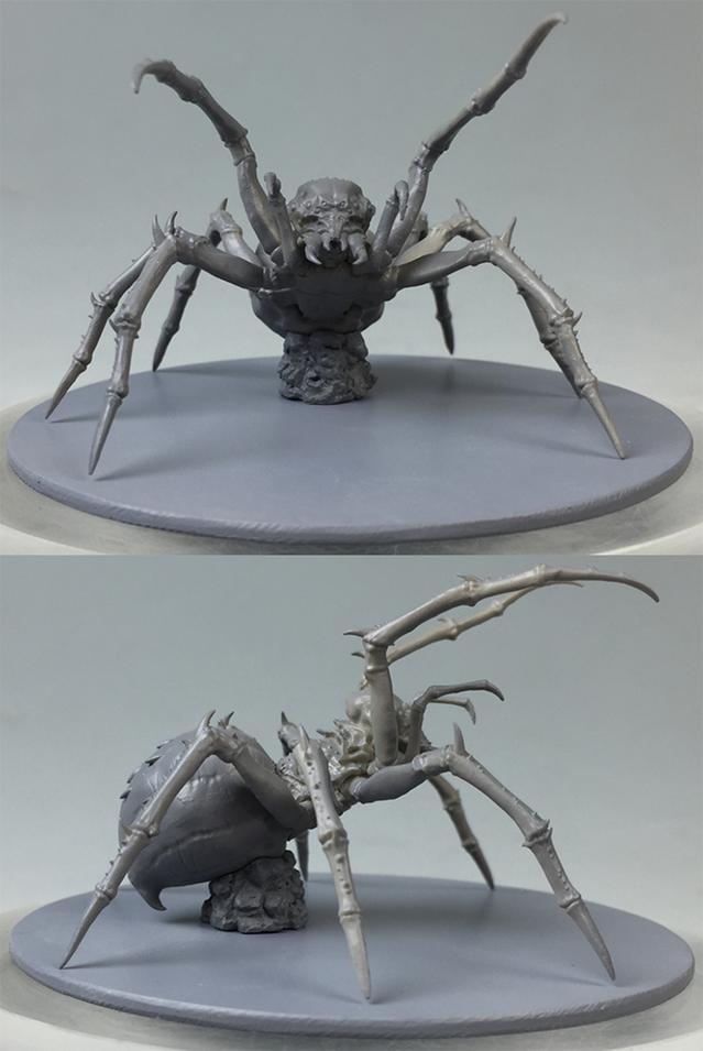 Giant Spider Massive Darkness Tabletop Encounters