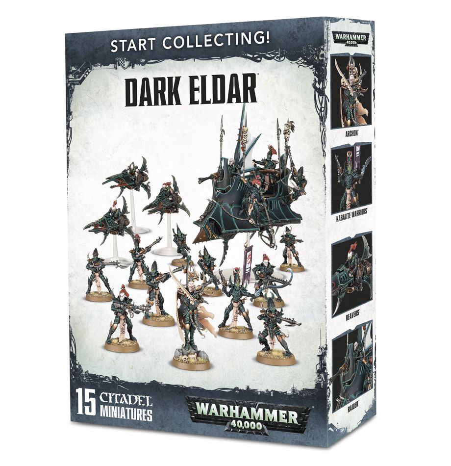 Start Collecting! Dark Eldar Box Set
