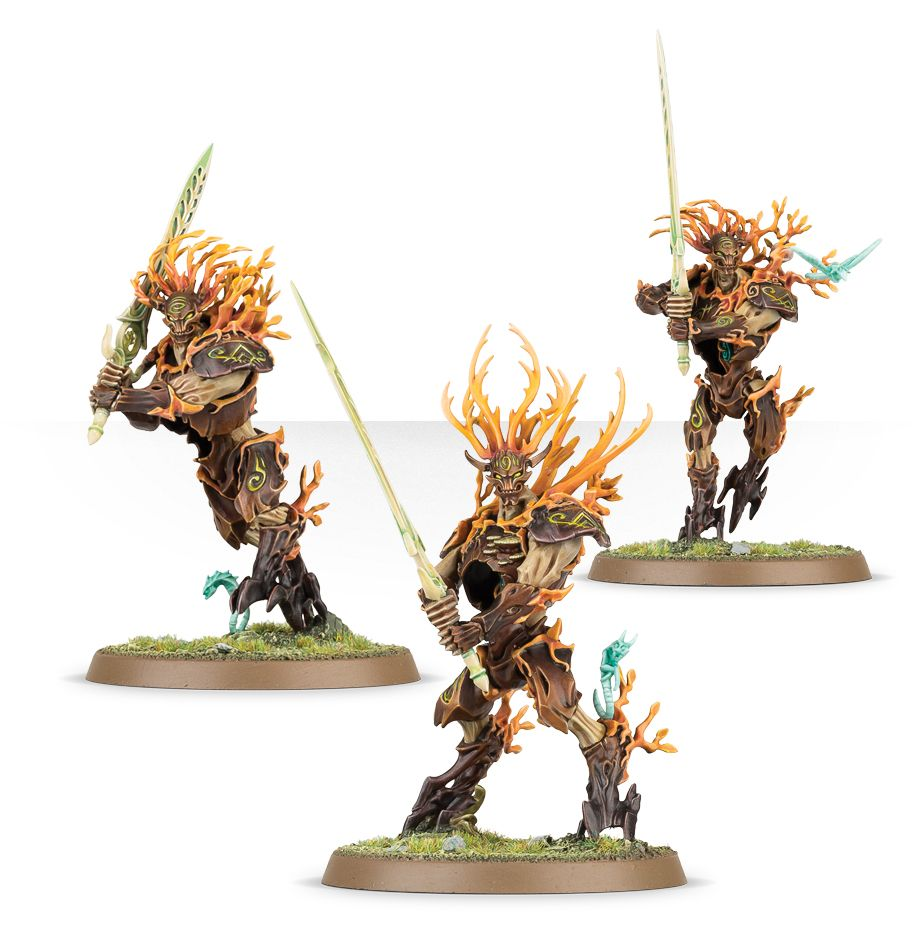 Kurnoth Hunters with Greatswords