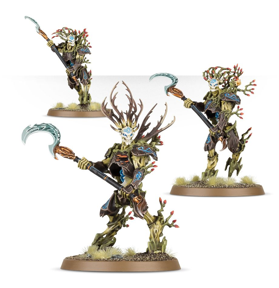 Kurnoth Hunters with Scythes