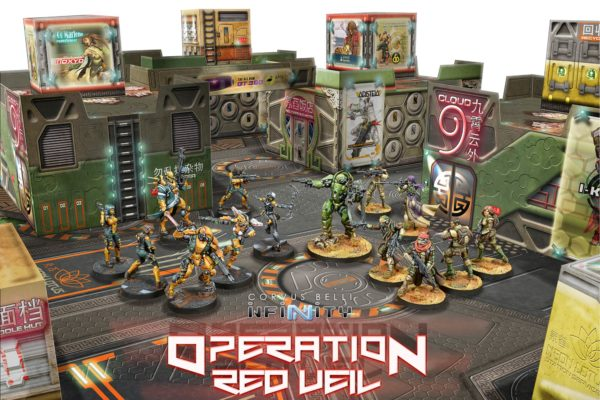 Operation: Red Veil Starter Box Set