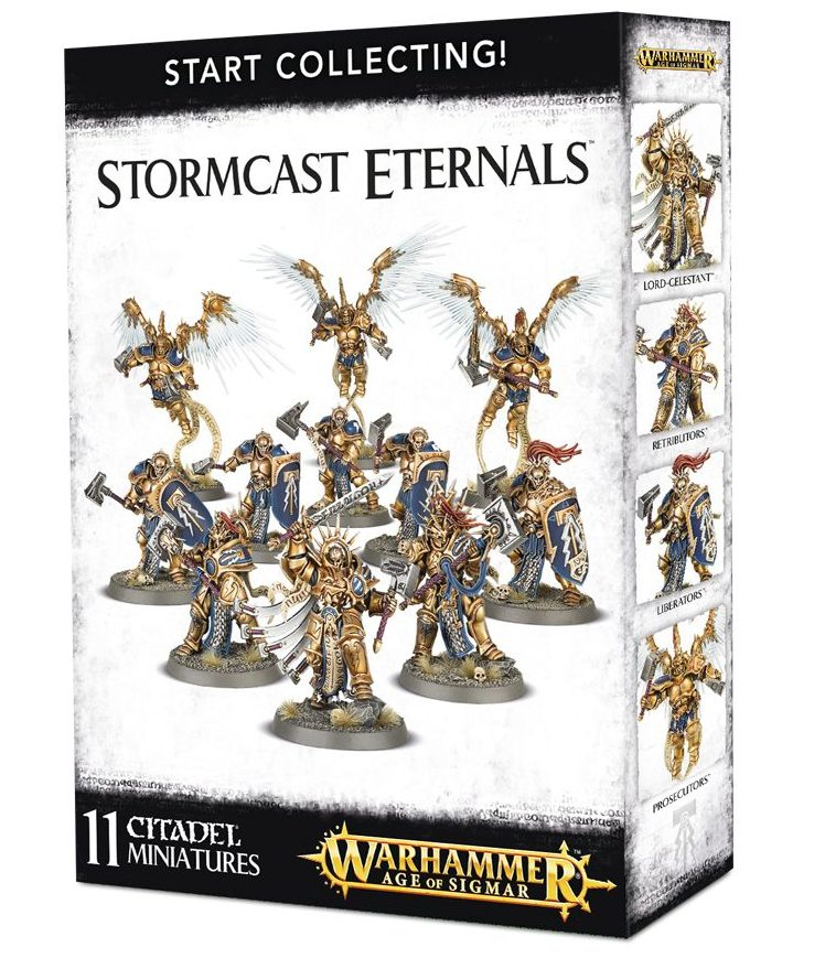 Start Collecting Stormcast Eternals Box Set