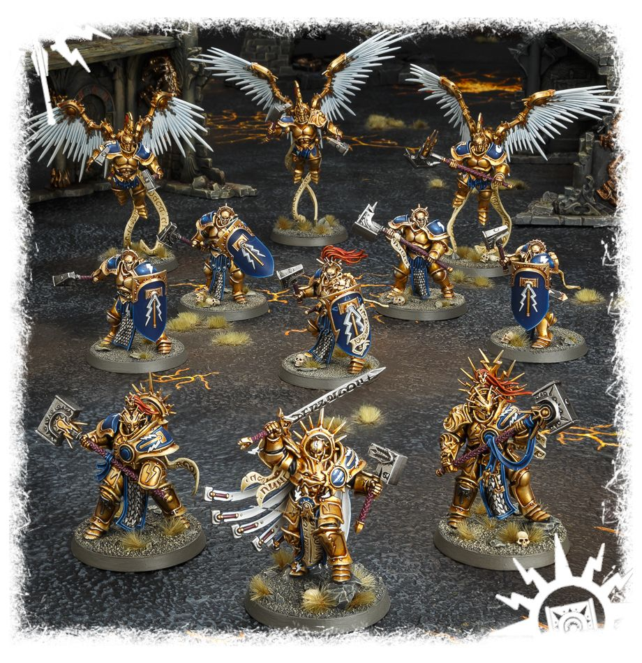 Start Collecting Stormcast Eternals