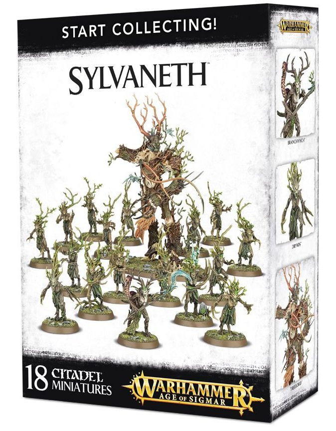 Start Collecting! Sylvaneth Box Set