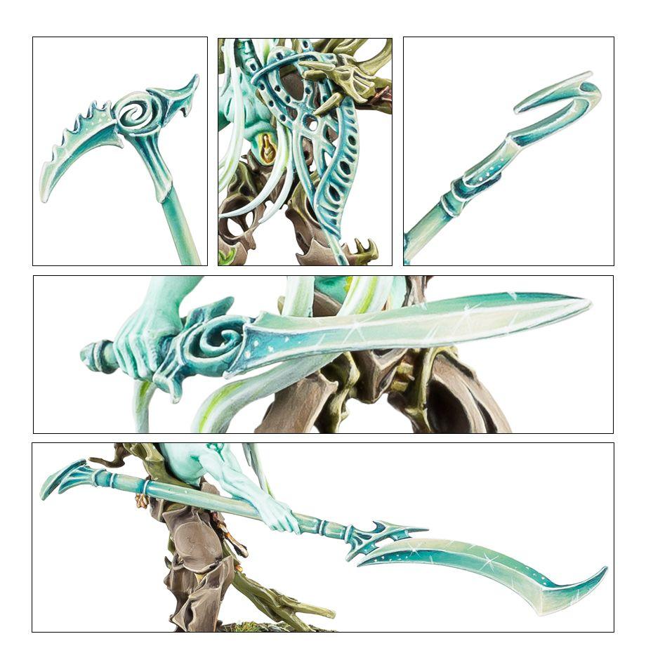 Tree-Revenants Weapon Details