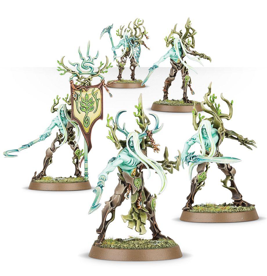 Tree-Revenants - Sylvaneth