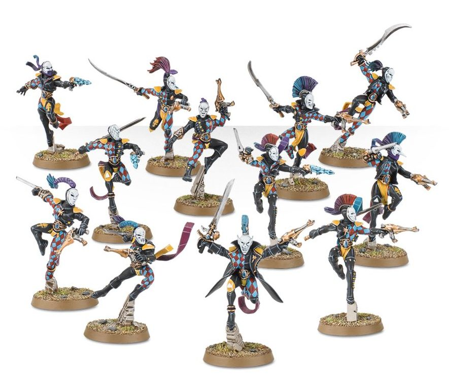 Harlequin Players - Death Masque