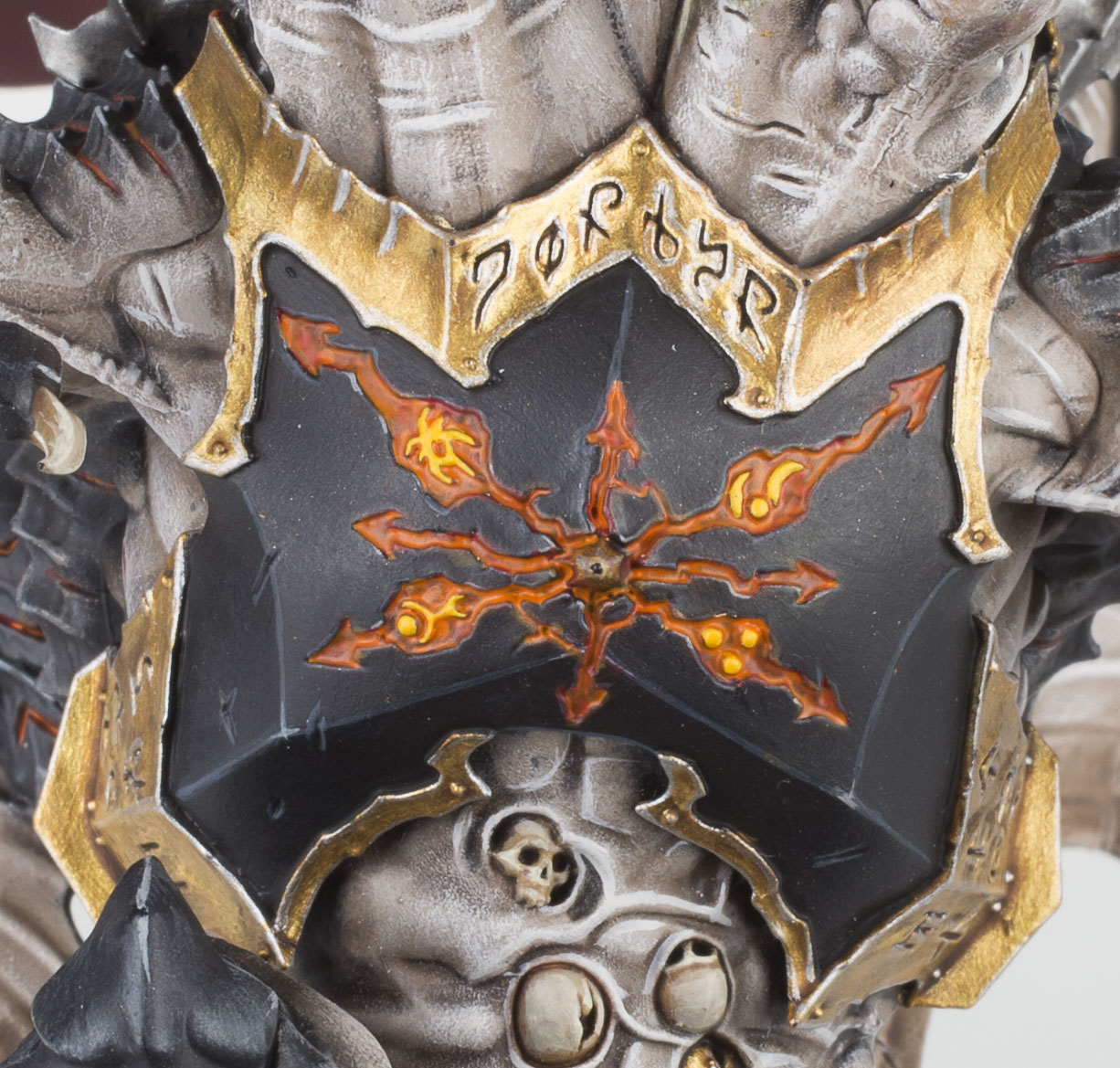 Archaon - Dorghar Armour