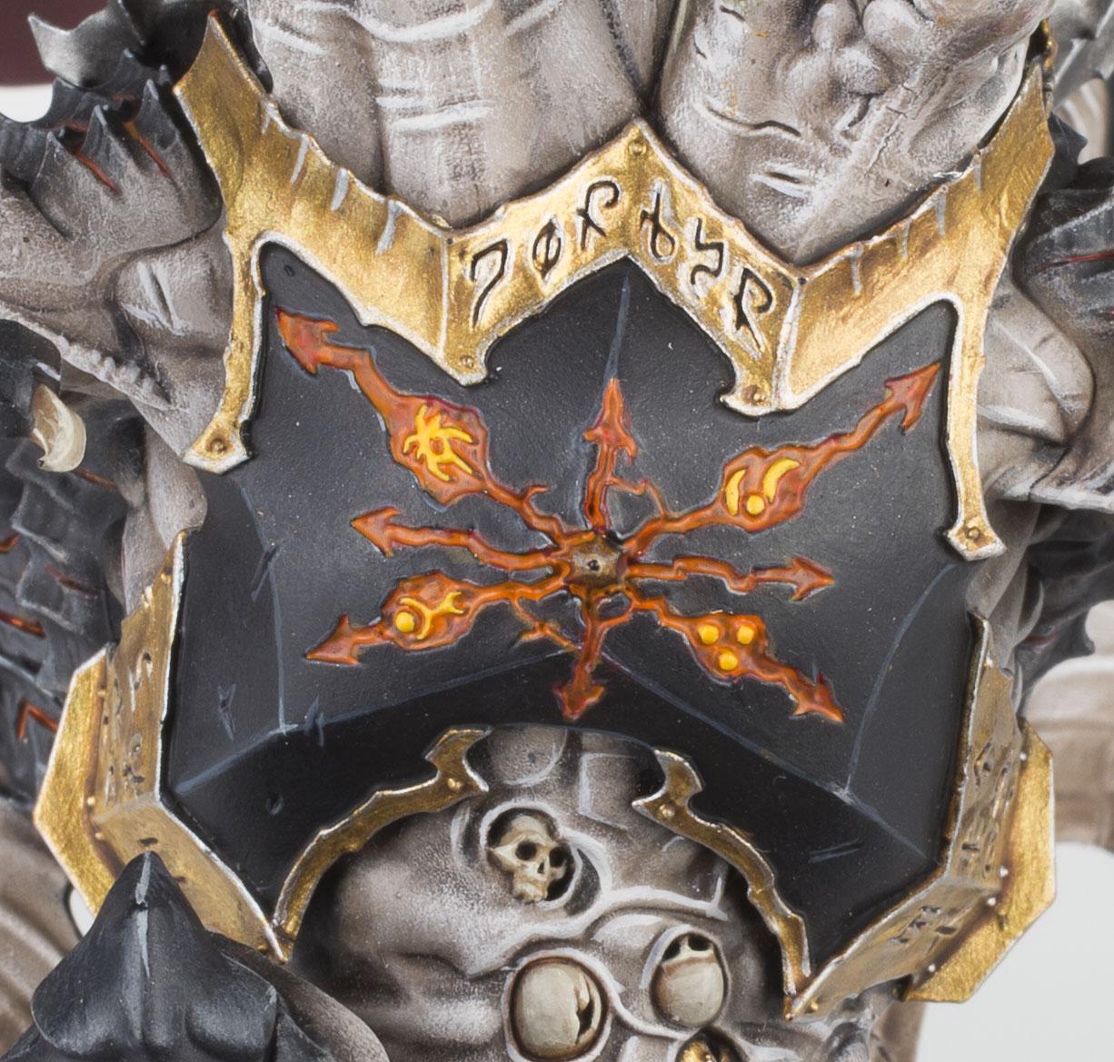 Archaon - Dorghar Armour