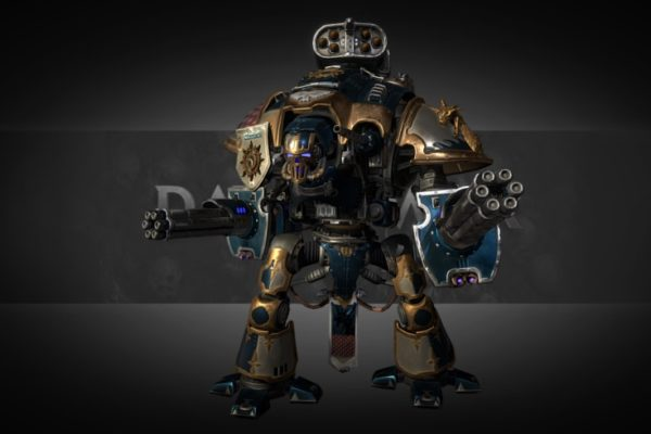 Dawn of War 3 3D Model