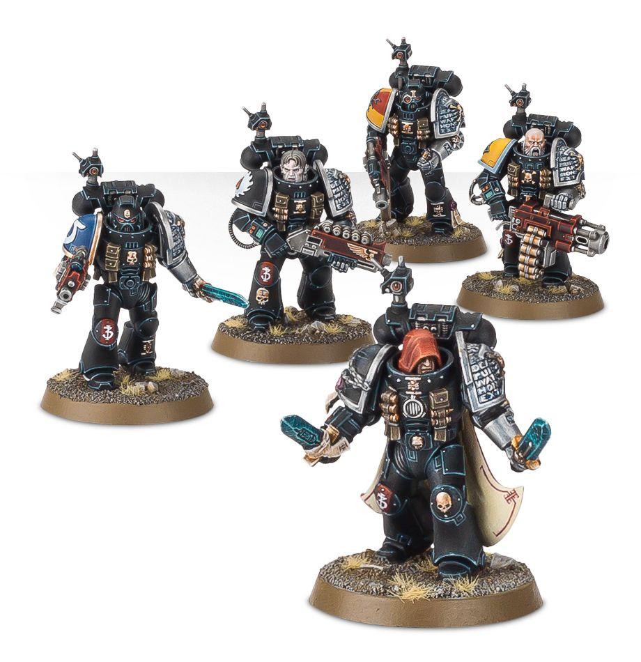 Deathwatch Kill Team Bundle