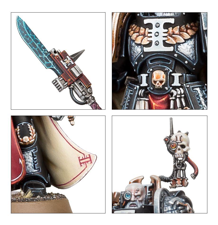Deathwatch Watch Master - Details