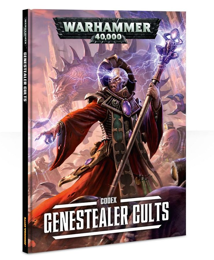Codex Genestealer Cults