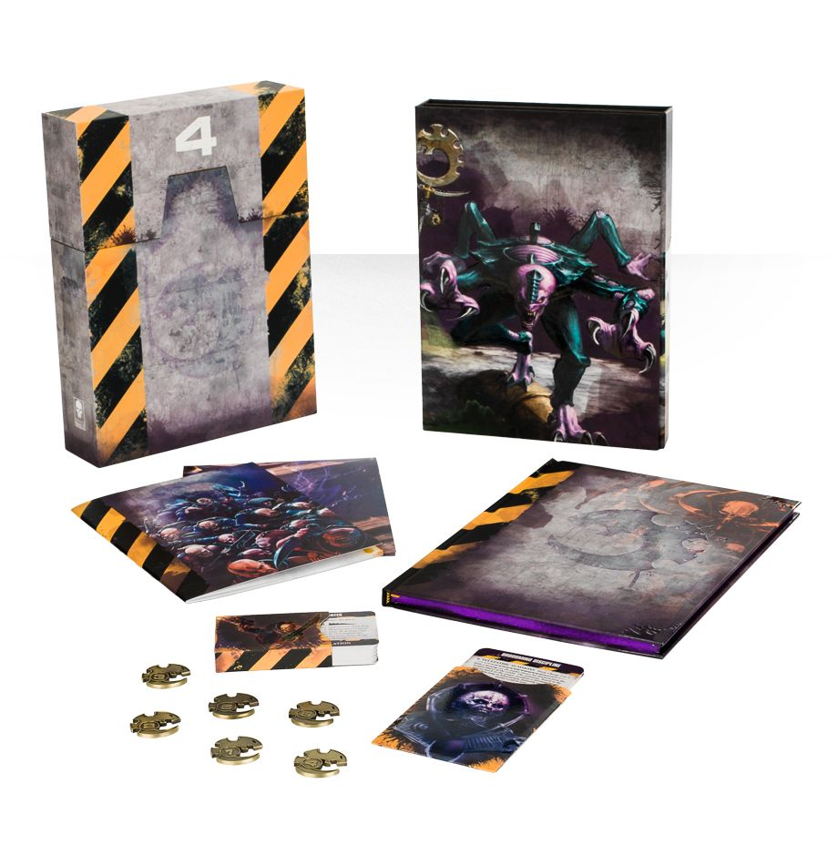 Genestealer Cults Limited Edition Codex