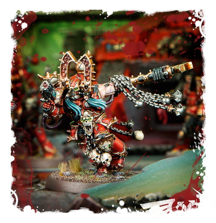 Khârn the Betrayer Miniature
