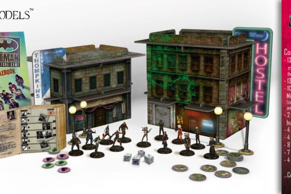 Suicide Squad Boxed Game