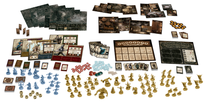 Rise of Moloch Game Contents