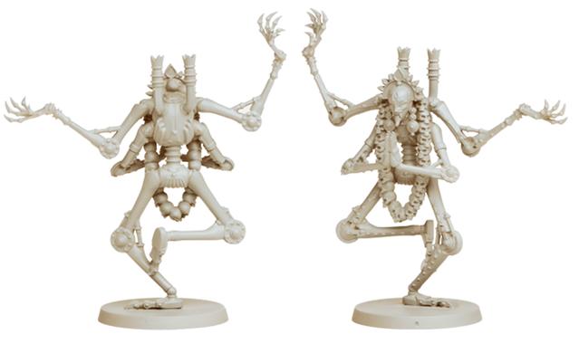 Rise of Moloch - Automaton Kali