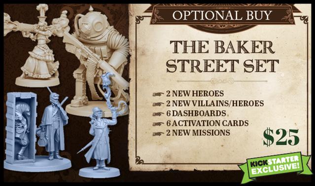 Rise of Moloch - Baker Street