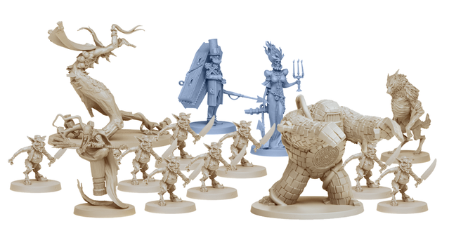 Rise of Moloch - The Wheel Miniatures