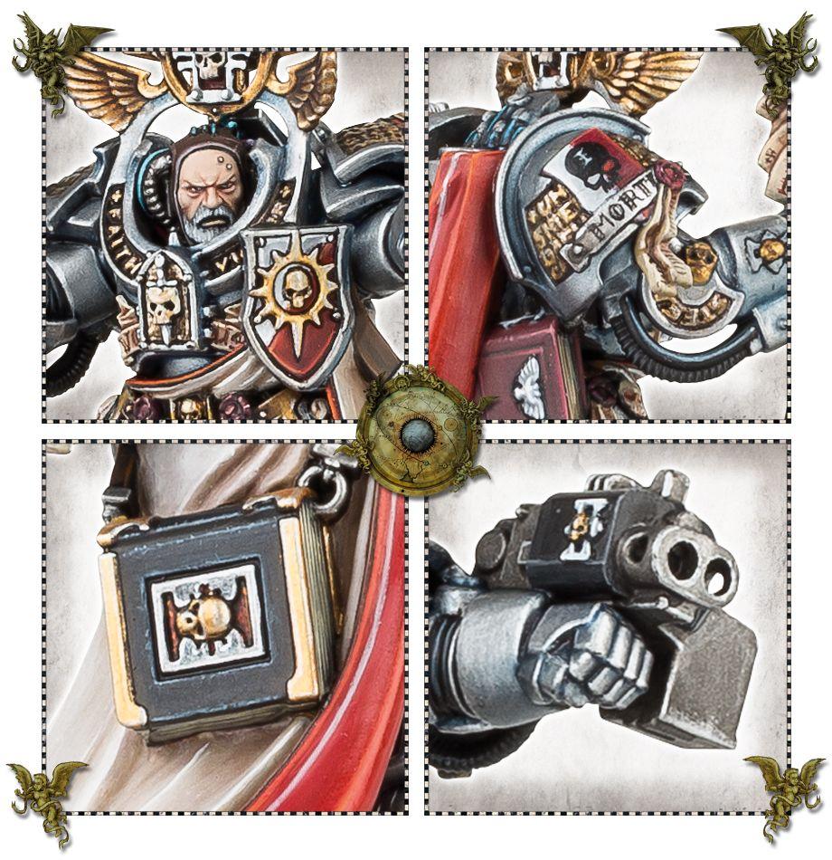 Grand Master Voldus Details