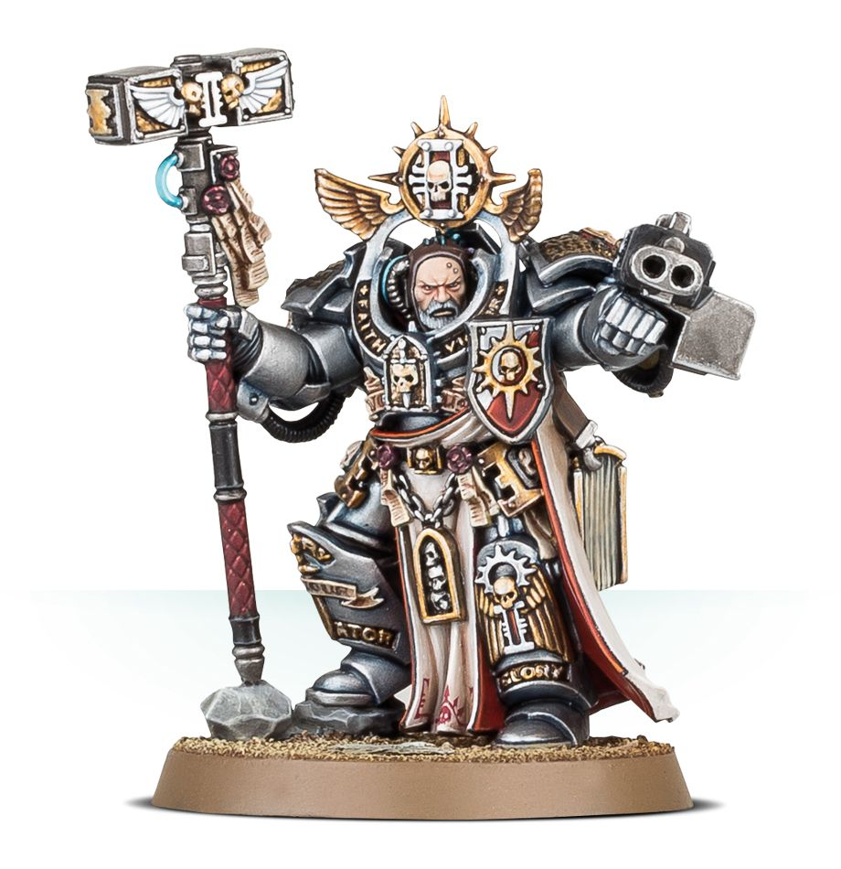 Grand Master Voldus Miniature