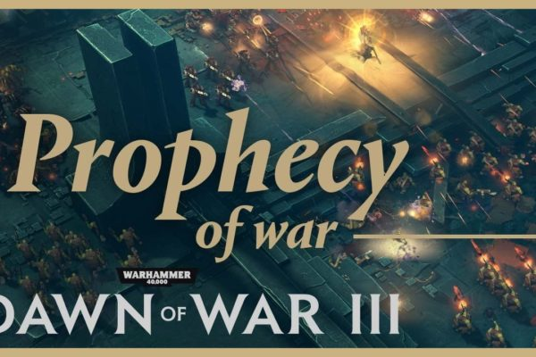 Prophecy of War Trailer - Dawn of War 3
