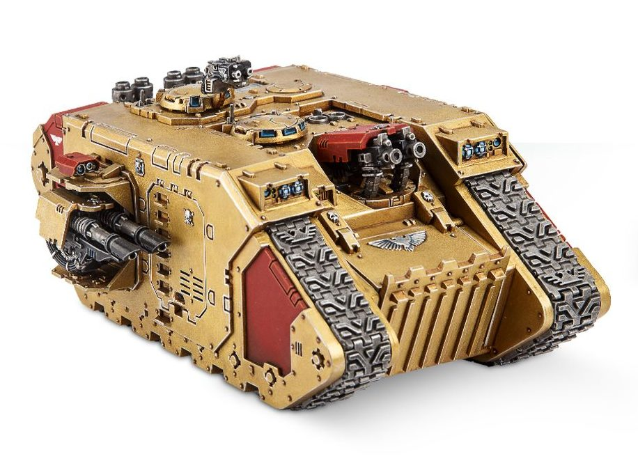 Custodian Land Raider