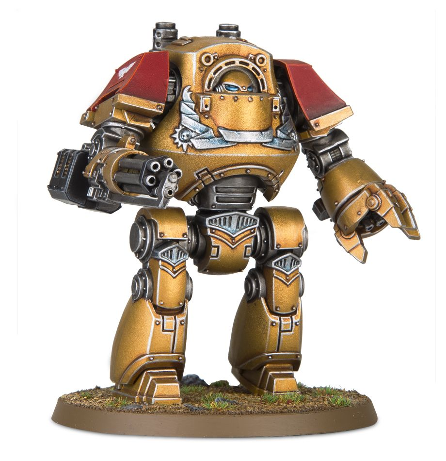 Custodian Contemptor Dreadnought