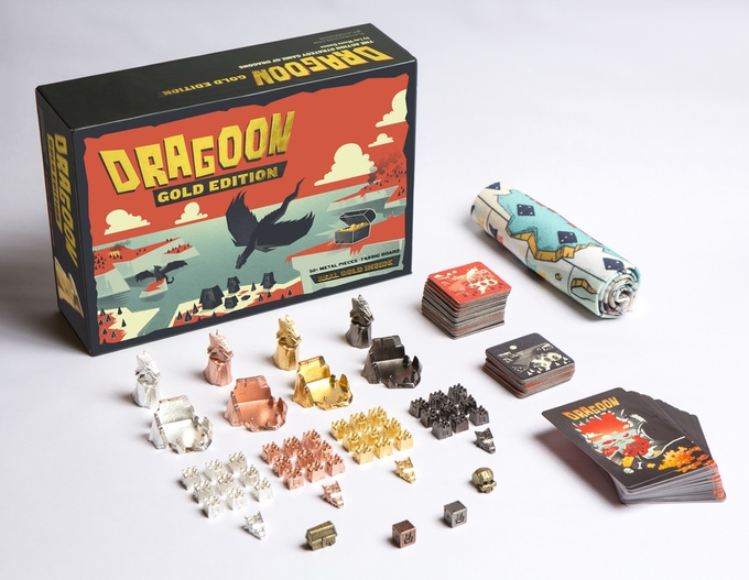 Dragoon Gold Edition