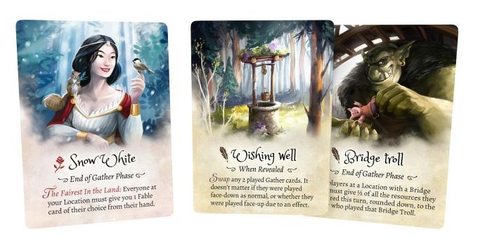 Grimm Forest Card Art