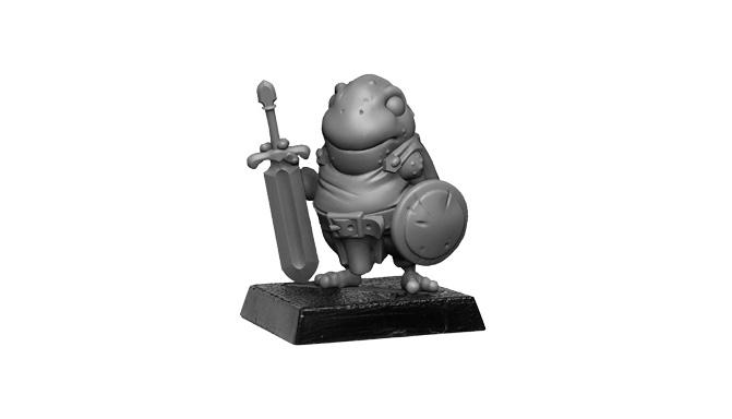 Sir Frogsworth