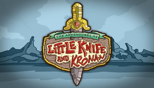 The Adventures of Little Knife and Kronan