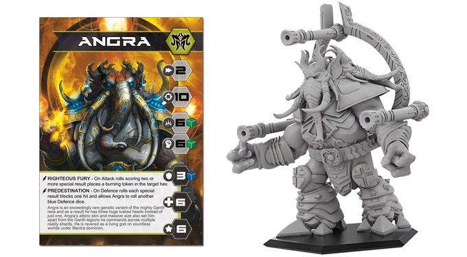 Warforged: FC - Angra