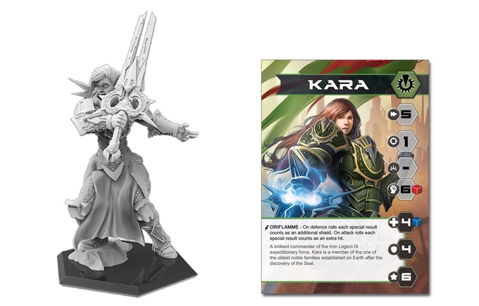 Warforged: FC - Kara