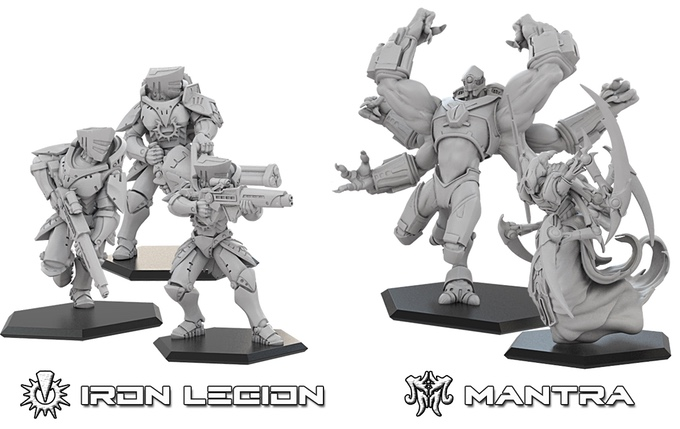 Warforged: FC Miniatures