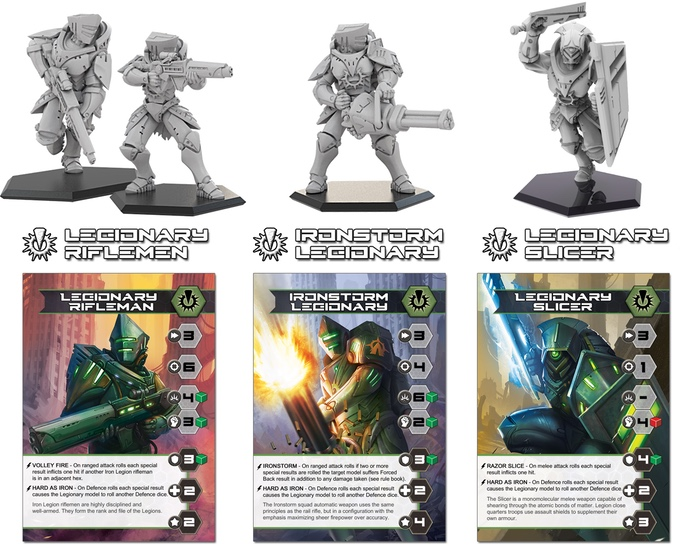 Warforged: FC The Iron Legionaries