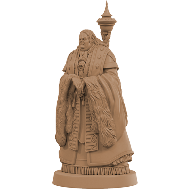Grand Inquisitor Innsmouth - Zombicide Green Horde