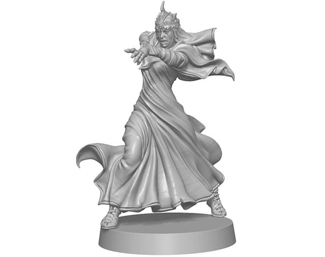Queen Severa - Zombicide Green Horde