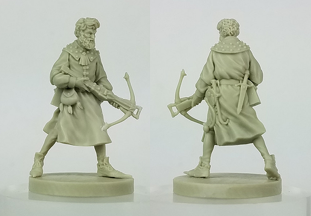 Rocco - Zombicide Green Horde