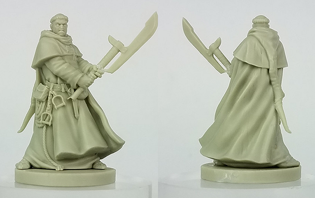 Thomas - Zombicide Green Horde