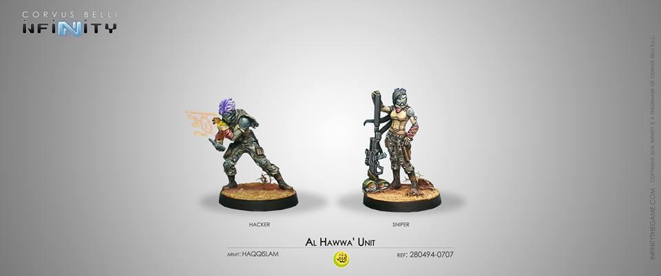 Al Hawwa Unit Re-pack