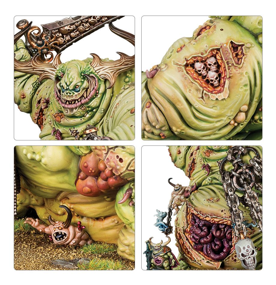 Great Unclean One Details