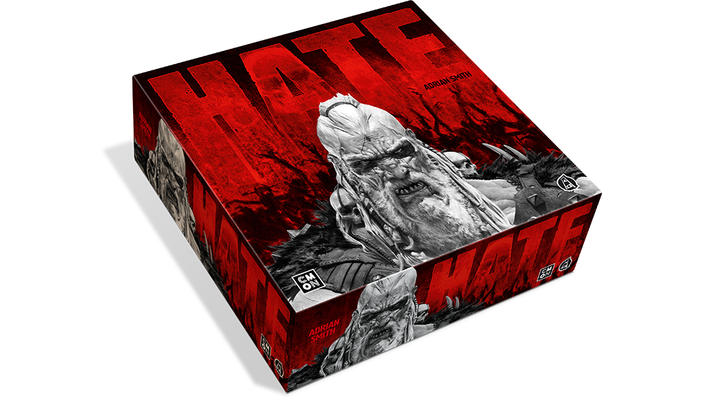 Hate box cover