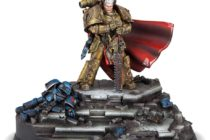 Rogal Dorn Miniature