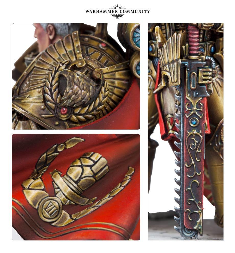Rogal Dorn Details