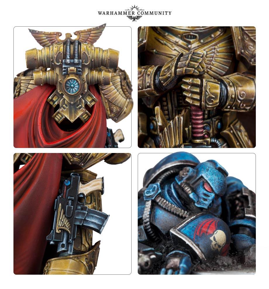 Rogal Dorn details 2