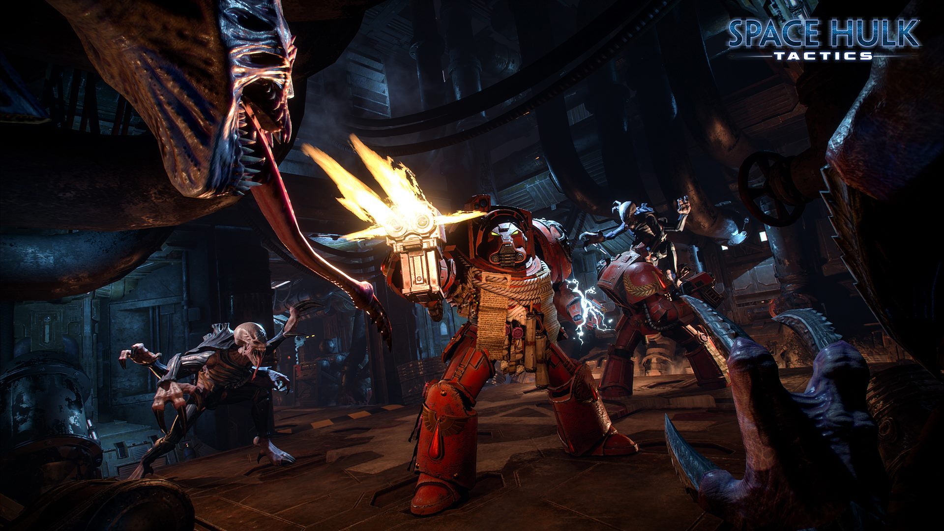 Spacehulk tactics Screenshot
