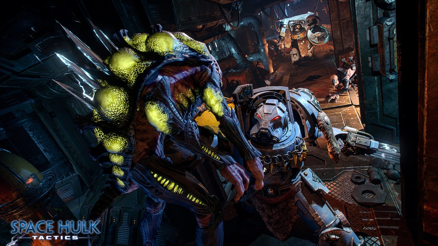 Spacehulk tactics Screenshot2